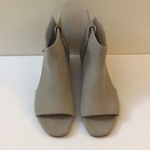 Coclico never worn open toe bootie